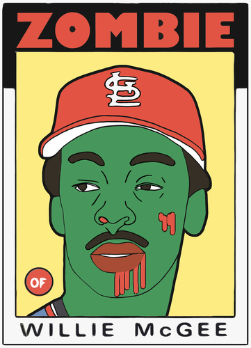 ZOMBIE WILLIE MCGEE