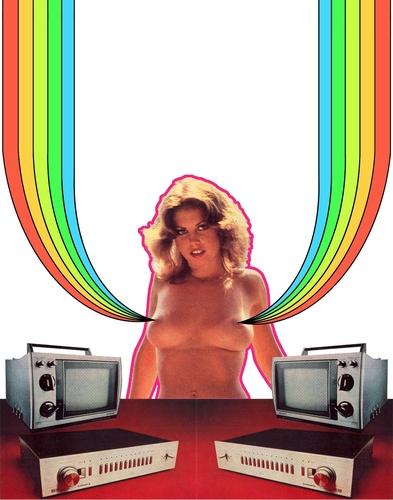 Rainbow Titties