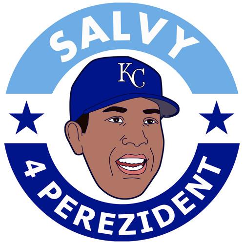 SALVY 4 PEREZIDENT