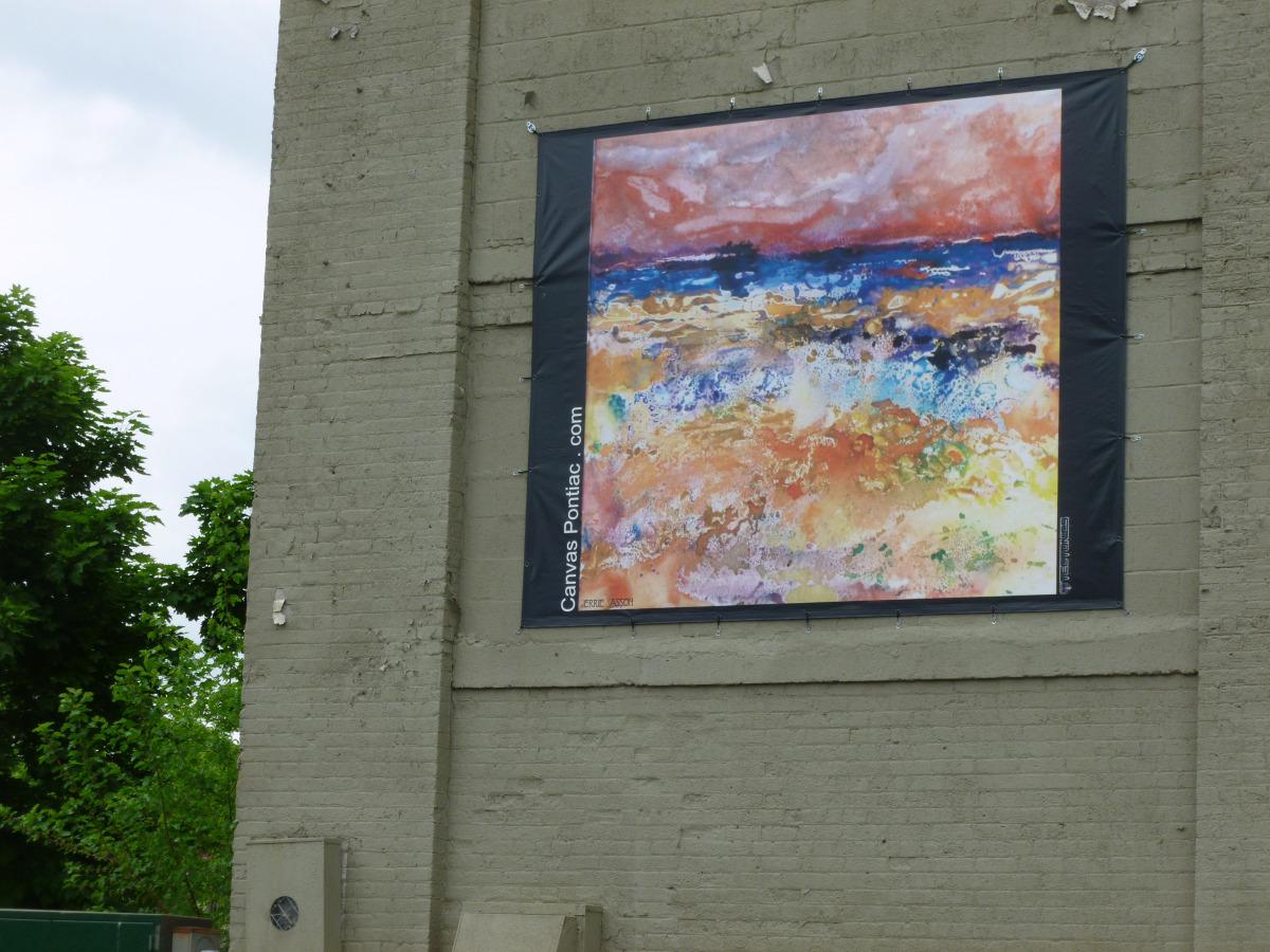2014 Canvas Pontiac (large view)