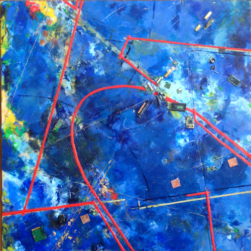 Aerial Mapping _ Google by Jerrie Sasson