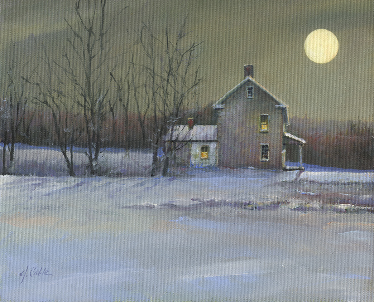 Amwell Moon (large view)