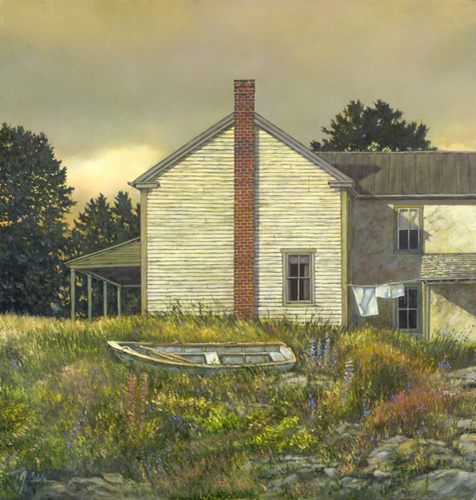 Hupper's Point by Jerry Cable Studio