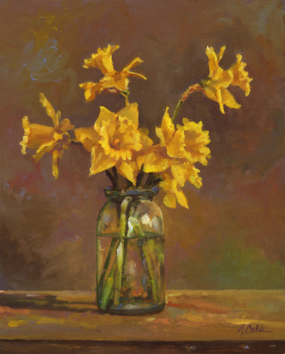 My Daffs by Jerry Cable