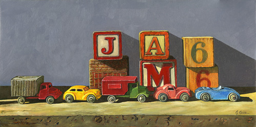 Jam on Route 66