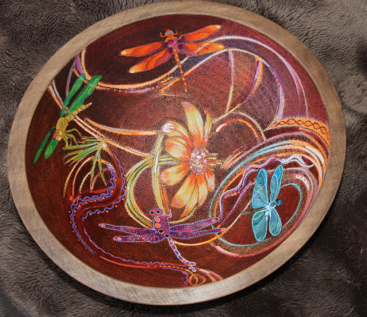 Dragon Fly Bowl (large view)