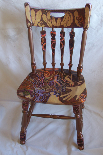 Kitchen Chair (large view)