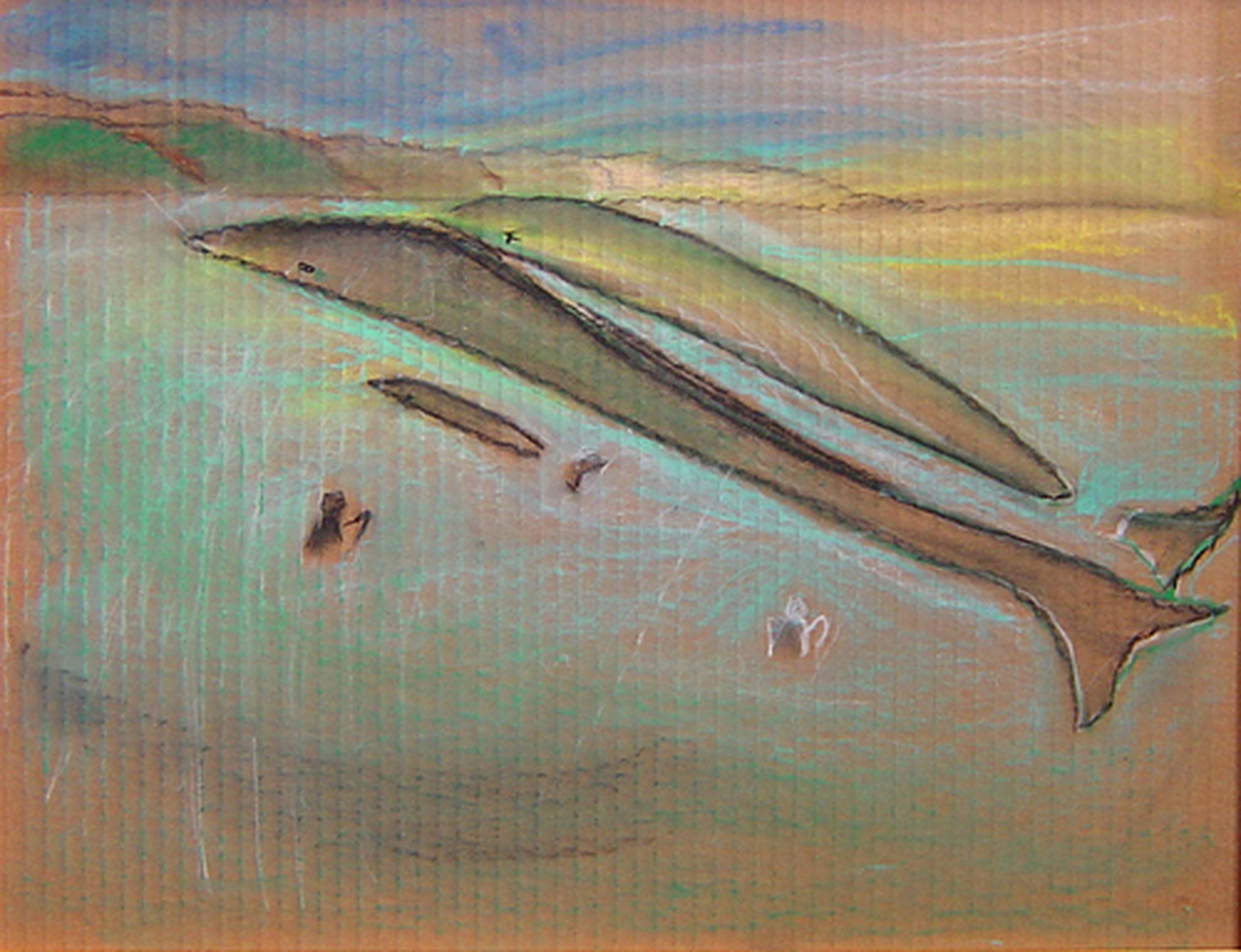 Whales at Seaside Reef (large view)