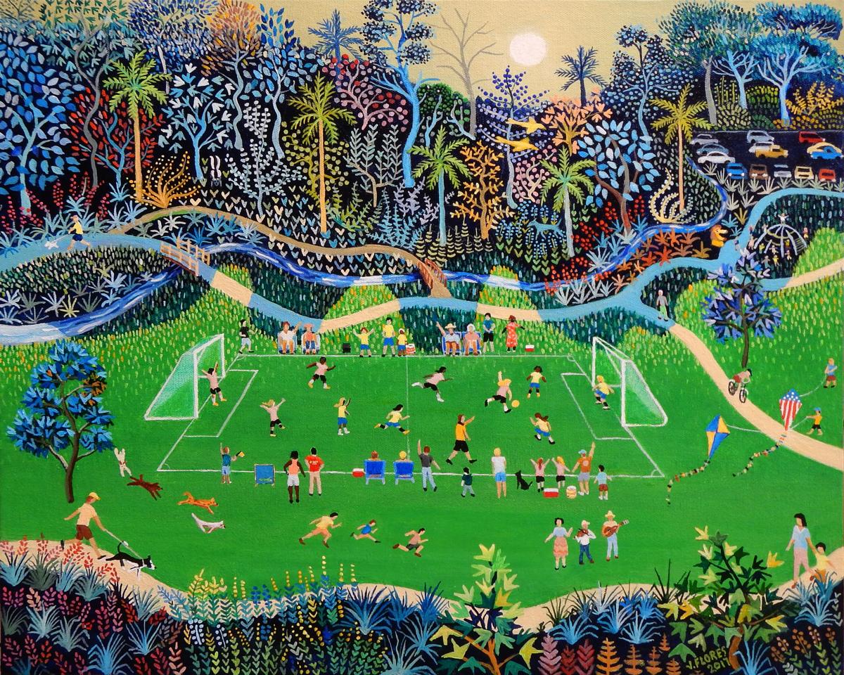 Girls' Soccer Encinitas (large view)