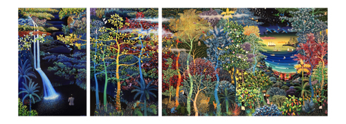 Triptych (large view)