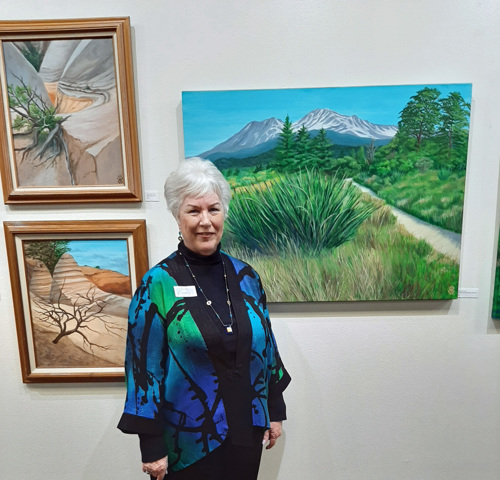 Orland Art Reception Feb 2020
