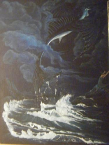 Flight of the Sea Dragon