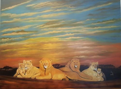 Africa's Pride