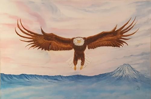 Eagle Flies Free