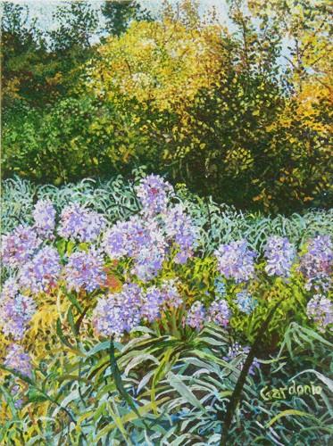 In The Flowering Field