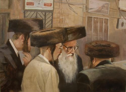 Shabbos conversation
