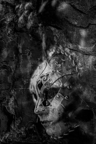 Venice  mask by John Grant Photography