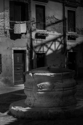 Venice  water well