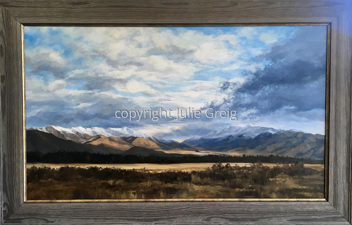 Southerly Passes Through, Mackenzie Pass, NZ (large view)