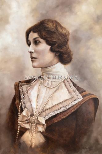 Nellie Budd