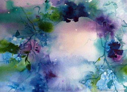 Magic by  Jane Halliwell Art.com