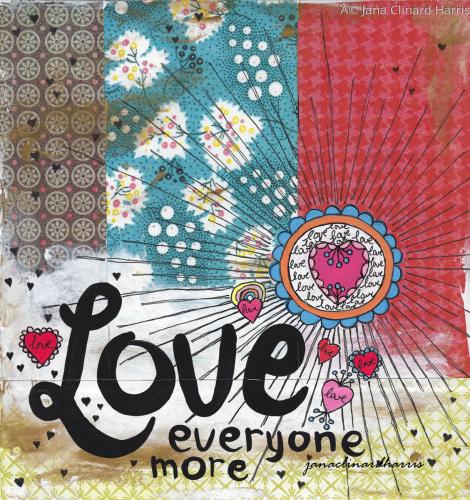 Love Everyone More