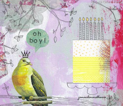 Oh Boy! by Jana Clinard Harris
