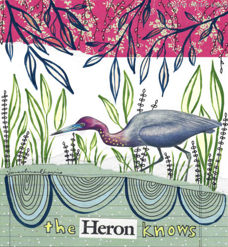 The Heron Knows