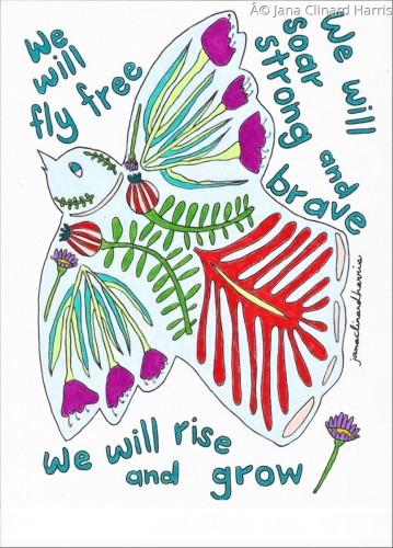 We Will Rise and Grow