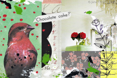Chocolate Cake?