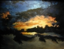 Michele Hart Kania, sunset (thumbnail)