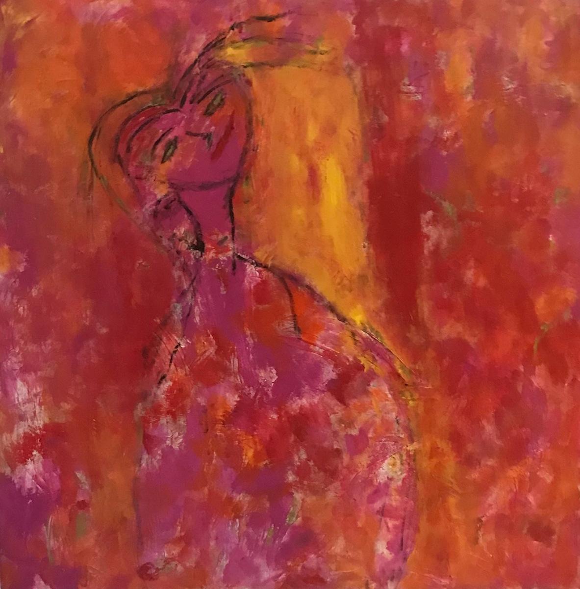 La Fille Rouge (large view)