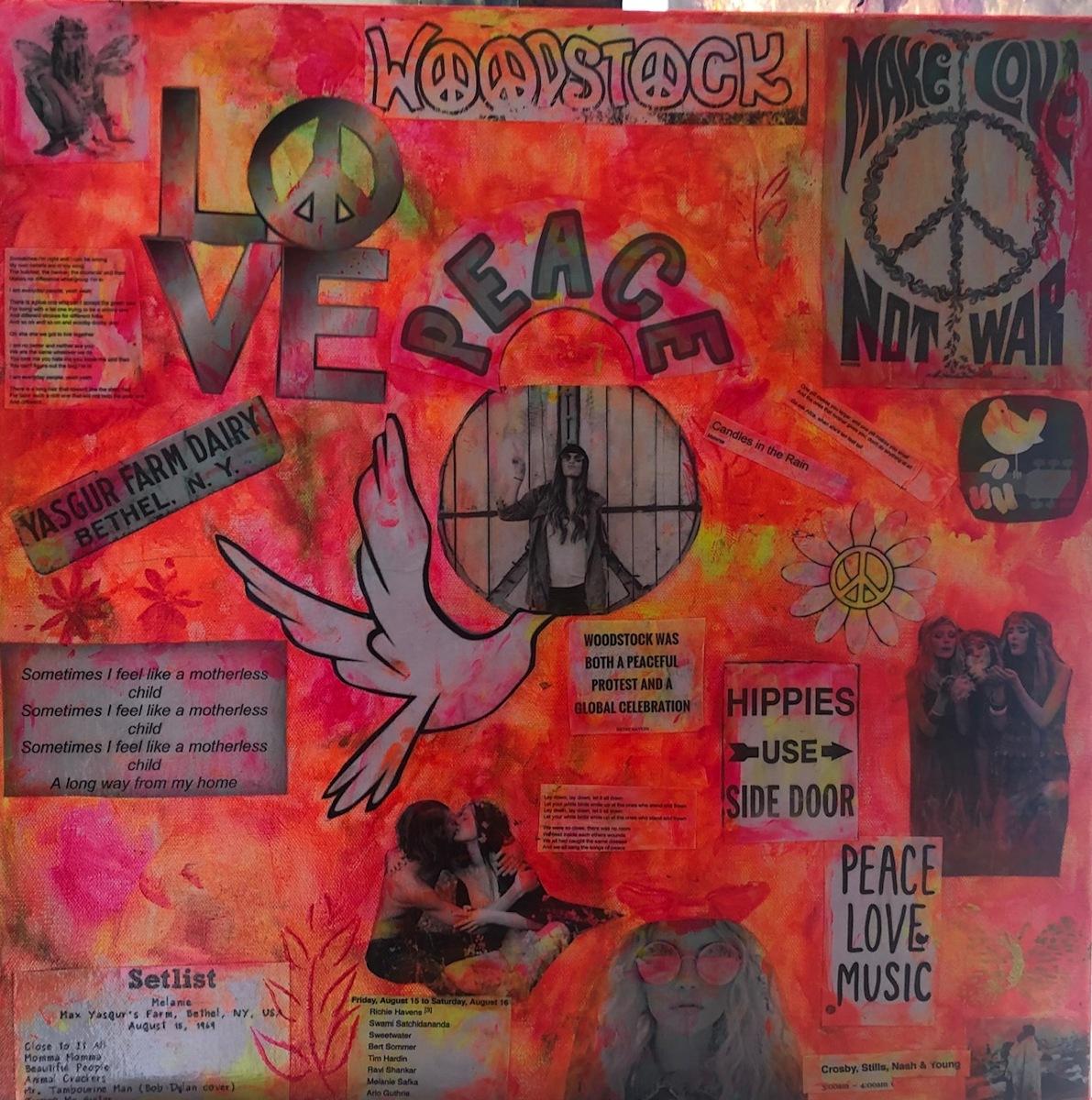 Make love not war (large view)