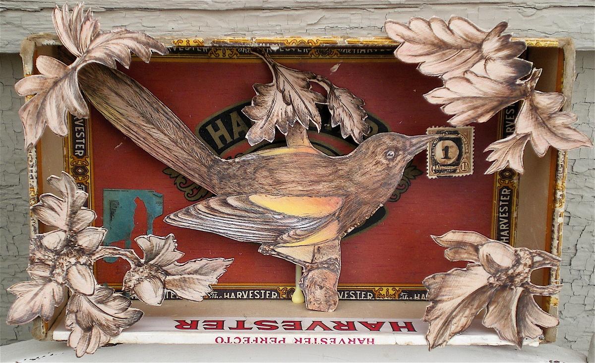 Bird Box III (large view)