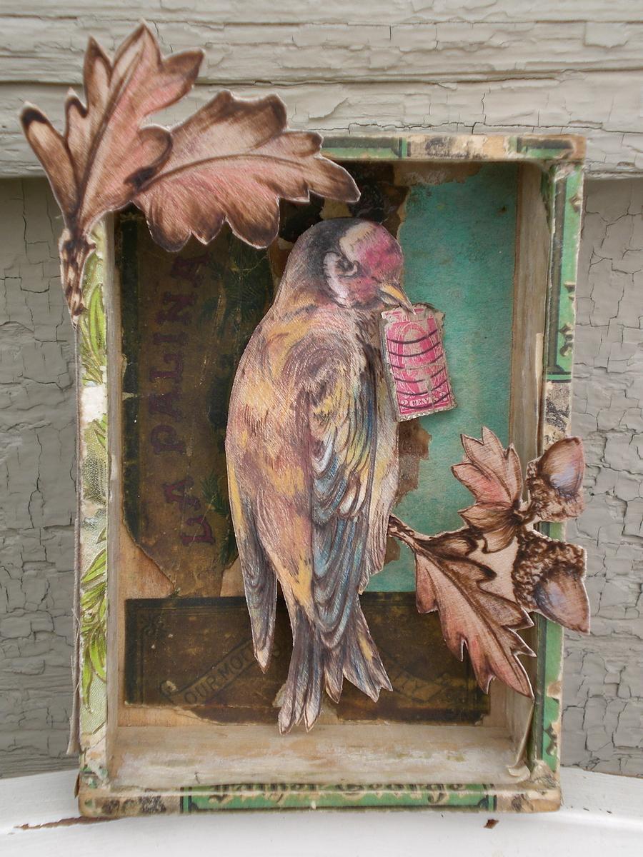 Bird Box IV (large view)