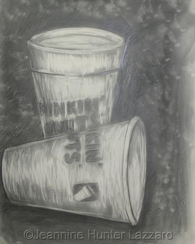 Cups graphite