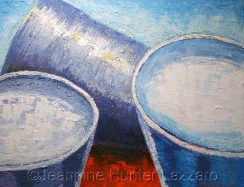 Three cups again