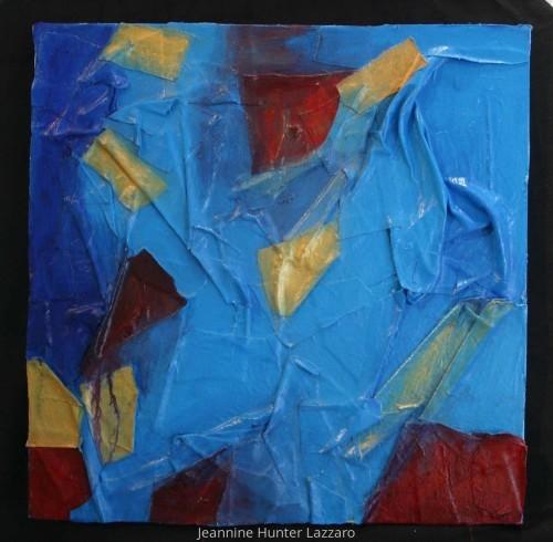 Patchwork Blue