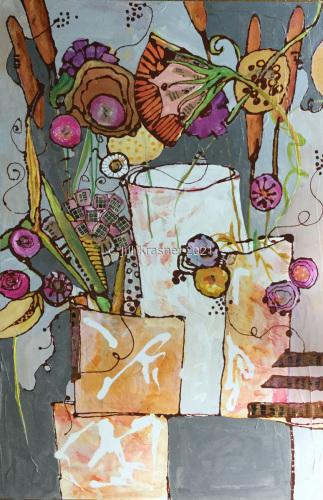 Wild Flowers by jill krasner gallery