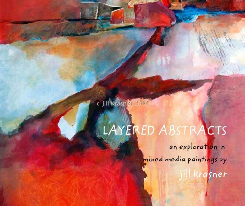 LAYERED ABSTRACTS 2017 BOOK COVER