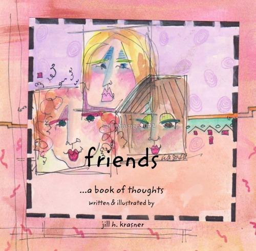 FRIENDS BOOK COVER