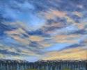 Mountain Sunset, 2010. Oil on canvas (thumbnail)