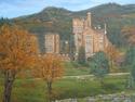 Glen Eyrie Castle, 2010. Oil on canvas (thumbnail)