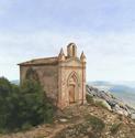 Montserrat Chapel, Barcelona. 2007. Oil on canvas (thumbnail)