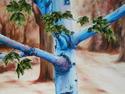 Mom's Tree, 2005. Oil on canvas (thumbnail)