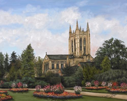 St Edmundsbury Cathedral, England