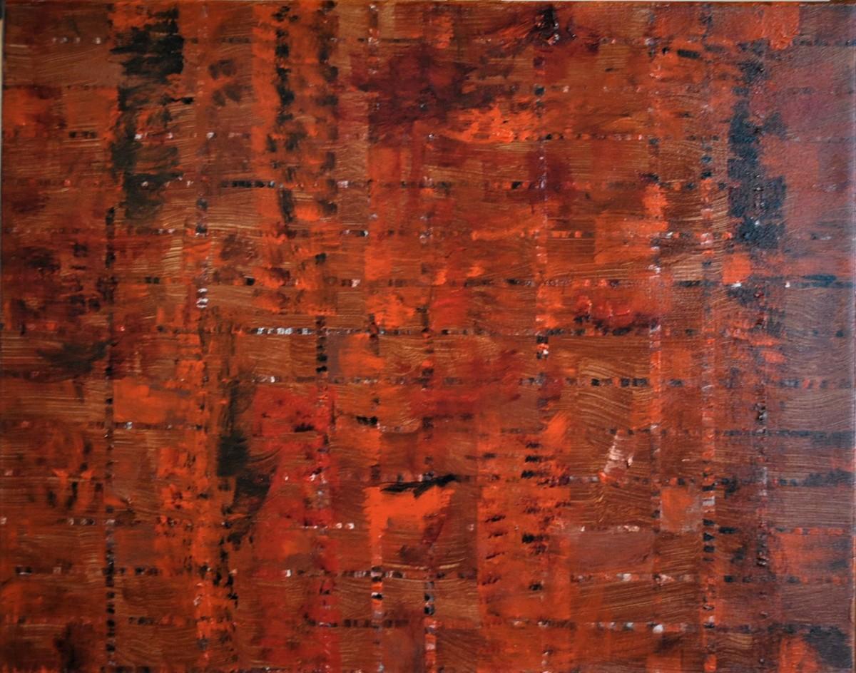 Burnt Orange Integrity (large view)