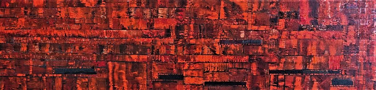 Burnt Orange Vim (large view)