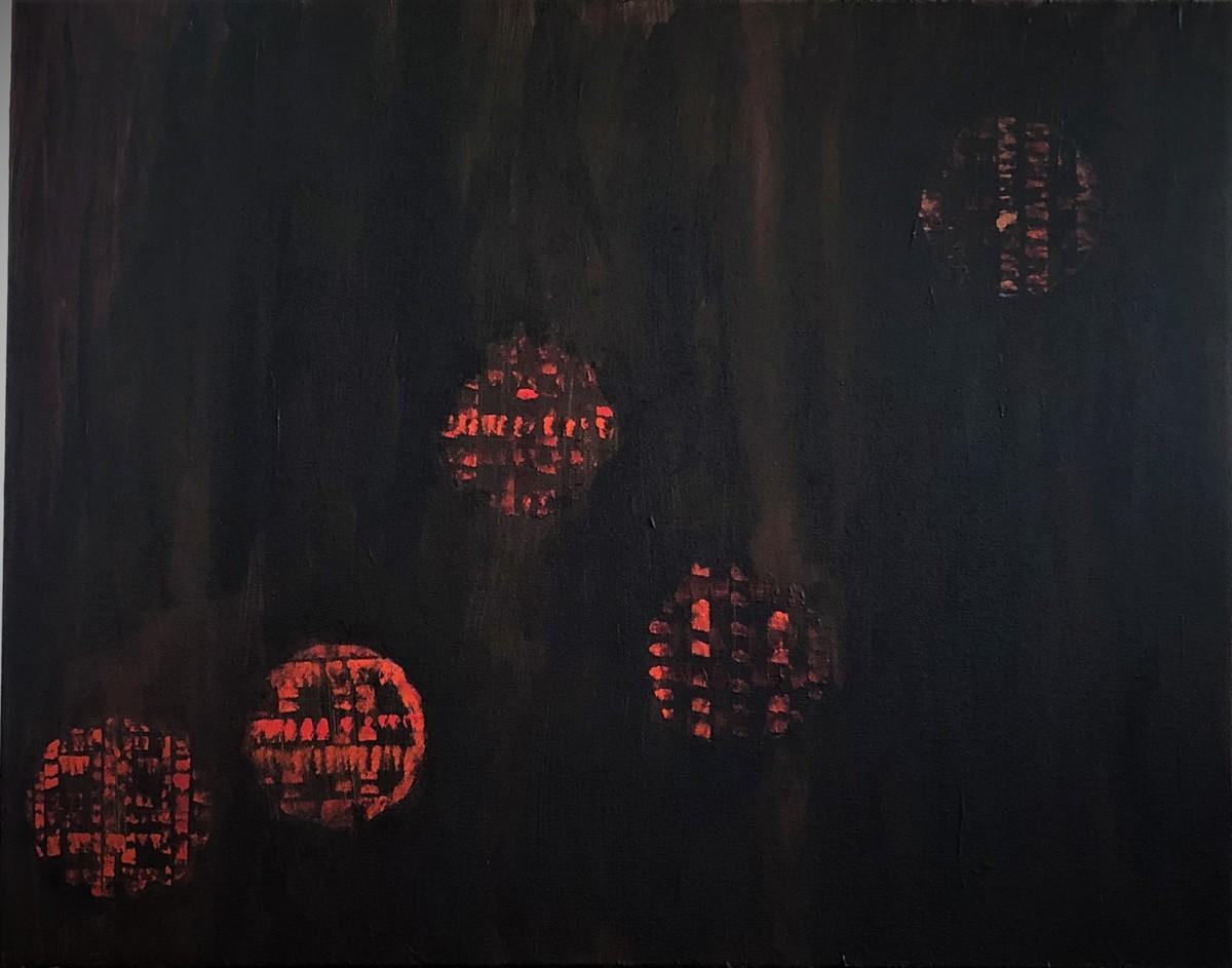 Burnt Orange Five (large view)