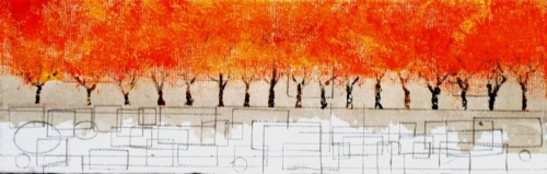 Autumn Zin by Jim Lively
